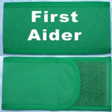 Wrap Armband - First Aider